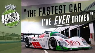 Download TURBO MODE Porsche 962C driven by Andrew Jordan Video