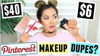 Download Pinterest Makeup Dupes TESTED! Video