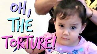 Download THE TORTURE! - Dancember 22, 2016 - ItsJudysLife Vlogs Video