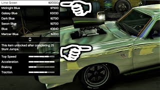 NEW* GTA 5 COLORED CHROME PAINTJOB GLITCH 1 41 Free Download