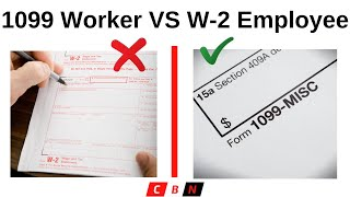 Download 1099 vs W2 - How Paying 1099 Contractors Could Work For You Video