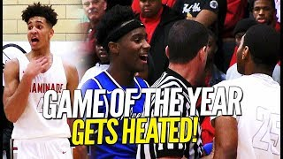 Download ″THEY CAN'T HANDLE ME, IT'S OVER WITH!″ Vashon VS Chaminade Goes DOWN To The Wire!! Video