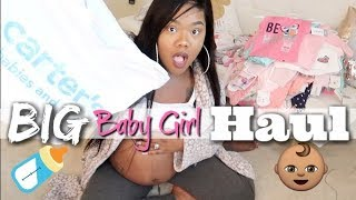 Download First Baby Haul For Baby #2 | BIG Carter's Haul: Newborn & 3 Months Sizes (27 Weeks Pregnant) Video