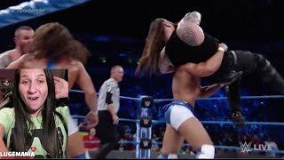 Download WWE Smackdown 11/29/16 Orton Wyatt vs American Alpha Video