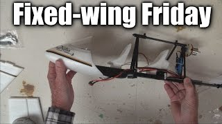 Download EasySky Drifter RC plane from Banggood (part 1) Video