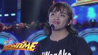 Download It's Showtime: Donna's ultimate 'hugot' for her ex-boyfriend James Video