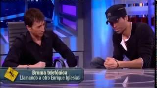 Download Enrique Iglesias gastando bromas telefónicas Video