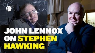 Download John Lennox Reflects on Stephen Hawking's Life & Beliefs Video