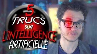 Download CHRIS : 5 Trucs Étonnants Sur L'Intelligence Artificielle Video
