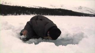 Download Ice Fishing Char Inuit Style - Adventures North Video