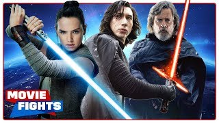 Download The LAST Last Jedi Debate! MOVIE FIGHTS (MANTZ vs NICHOLSON) Video