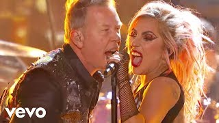 """Download How It REALLY Sounded – Metallica, Lady Gaga/""""Moth Into Flame"""" (Live at the 59th GRAMMYs) Video"""