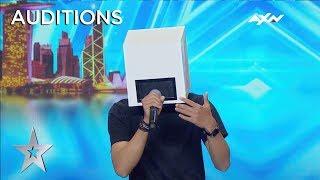 Download A Singing Box!? Whaattt? | Asia's Got Talent 2019 on AXN Asia Video