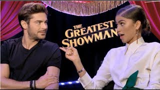Download Zac Efron Can't Stop Flirting With Zendaya Video