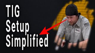 Download TFS: TIG Setup Simplified with LOTS of Detail Video