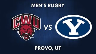Download Central Washington vs BYU Rugby 17 March 2018 Video