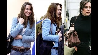Download Have you ever noticed Kate Middleton loves carrying Longchamp tote bags? Video