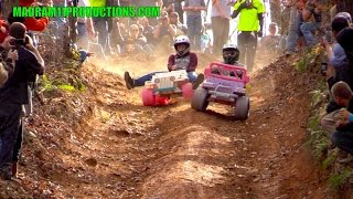 Download EXTREME BARBIE JEEP RACING 2014 AT RBD Video