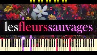 Download Les Fleurs Sauvages // RICHARD CLAYDERMAN Video