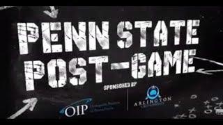Download Penn State-Washington Fiesta Bowl postgame Show Video