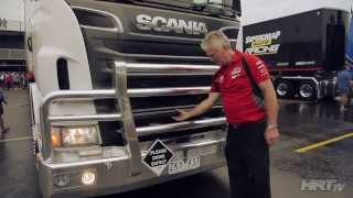 Download Scania Australia - Transporting HRT all over Australia Video