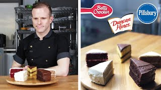 Download Pastry Chef Reviews Boxed Cake Mix Video