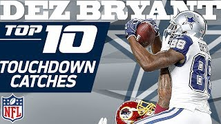 Download Dez Bryant's Top 10 TD's of His Dallas Cowboys Franchise Record 72 | NFL Highlights Video