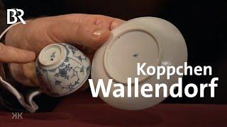 Download Porzellan - die ″Montags-Schwerter″: Koppchen Wallendorf | Kunst + Krempel | BR Video