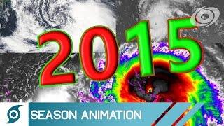 Download 2015 Atlantic Hurricane Season Animation Video