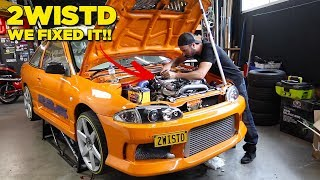Download 2WISTD - We Fixed It!! (FIRST START) Video