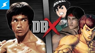 Download Bruce Lee VS The World | DBX Video