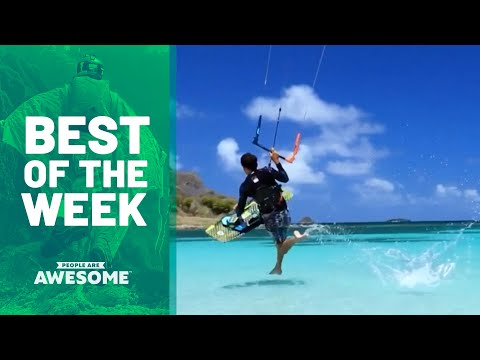 Extreme Kitesurfing & More | Best Of The Week