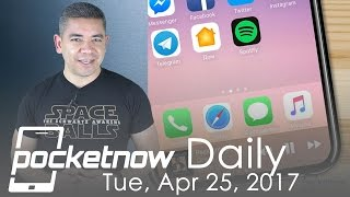 Download iPhone 8 curved OLED a no go, Google Pixel 2 specs & more - Pocketnow Daily Video