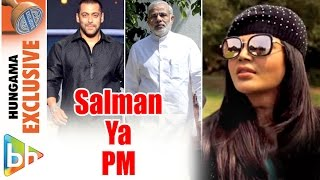 Download Salman Khan Aaye Ya PM Aaye | Rakhi Kisi Ki Chamchagiri Nahi Karti Video