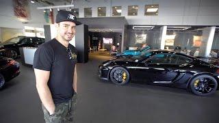 Download Bowling for a Porsche GT4! Video