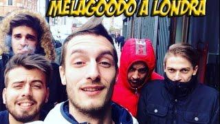 Download MELAGOODO A LONDRA [VIDEO DELIRIO] w/ Rohn, Dread, Gabbo, Frax Video