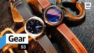 Download Samsung Gear S3: Hands On Video