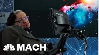 Download How Stephen Hawking Transformed The World Of Science | Mach | NBC News Video