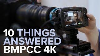 Download Blackmagic Pocket Cinema Camera 4K | Answered Video