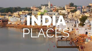 Download 10 Best Places to Visit in India - Travel Video Video