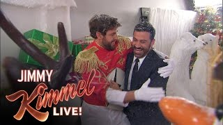 Download John Krasinski and Jimmy Kimmel's Christmas Prank War Video