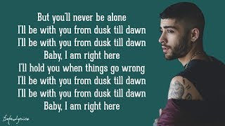 Download Dusk Till Dawn - ZAYN ft. Sia (Lyrics) Video
