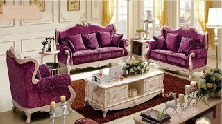 Download Sofa Set Designs Wooden Frame India For Living Room - Sofa Design In Pakistan For Bedroom Video