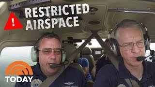 Download See What Happens When A Plane Violates Presidential Airspace | TODAY Video