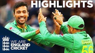 Download Jason Roy 87, Ben Stokes 75 but Pakistan win 5th Royal London ODI Video