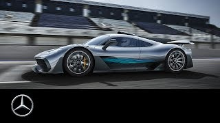Download Mercedes-AMG Project ONE: Formula 1 Technology for the Road | IAA 2017 Video