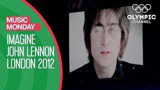 Download John Lennon's Imagine London 2012 - Children's Choir Performance Video