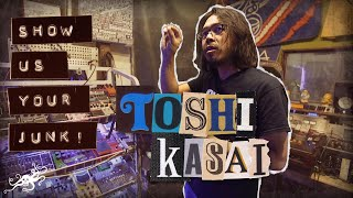 Download Show Us Your Junk! - Toshi Kasai (Melvins, Big Business, Foo Fighters, Tool) Video