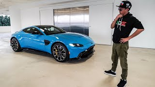 Download BUYING NEW ASTON MARTIN VANTAGE TO REPLACE RS7? *ALEX CHOI VLOG* Video
