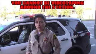 Download 1st Amendment Audit, West Hollywood Sheriff's Station Video